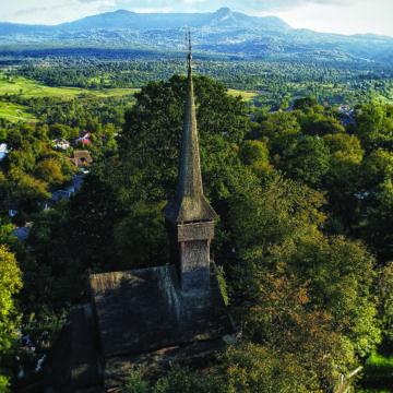 VIDEO | Bisericile vechi de lemn ale Maramureșului istoric, în tururi virtuale