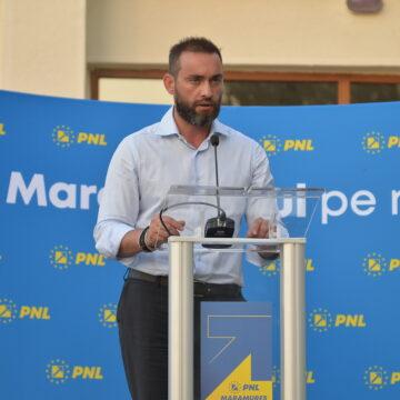 Cristian Niculescu Țâgârlaș: Proiectele de dezvoltare a municipiului Baia Mare vor fi prioritare pentru parlamentarii liberali