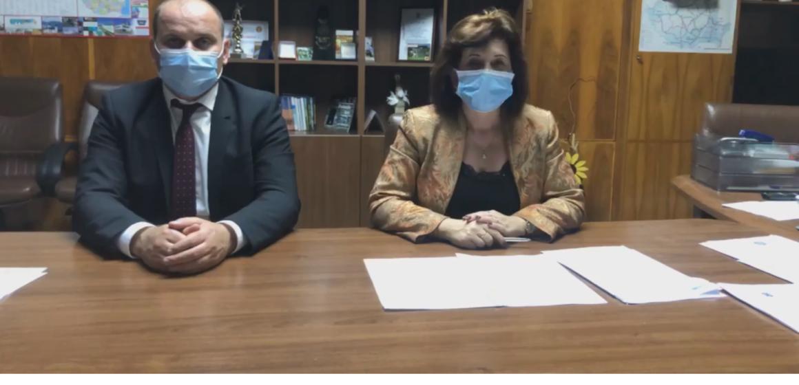 VIDEO | Subprefectul Oana Mihaela Oșanu a fost confirmată cu noul coronavirus