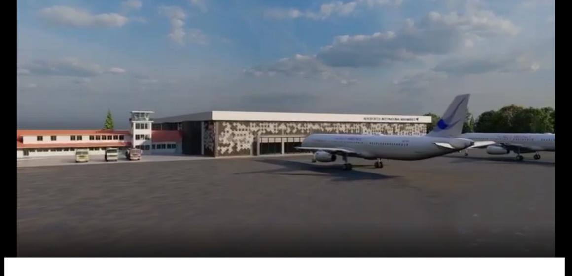 VIDEO | Aleșii județeni au votat indicatorii tehnico-economici pentru construirea unui nou terminal al Aeroportului Internațional Maramureș