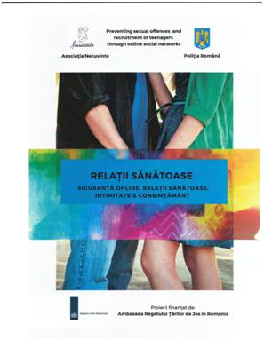 VIDEO | De interes pentru adolescenţi şi nu numai : Ghidul RELAŢII SĂNĂTOASE