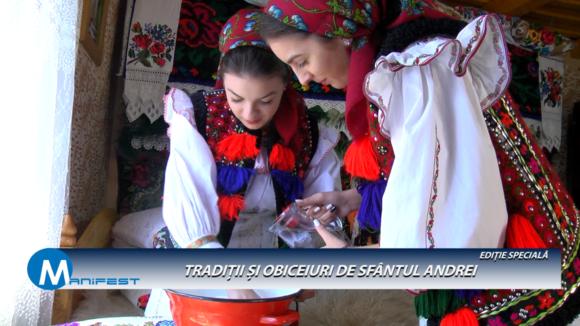 VIDEO | PROMO MANIFEST | Tradiții și obiceiuri de Sfântul Andrei