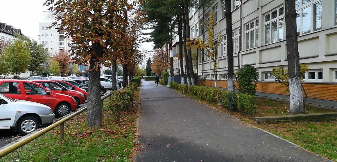 VIDEO | S-a lăsat liniștea peste Baia Mare după instituirea carantinei zonale