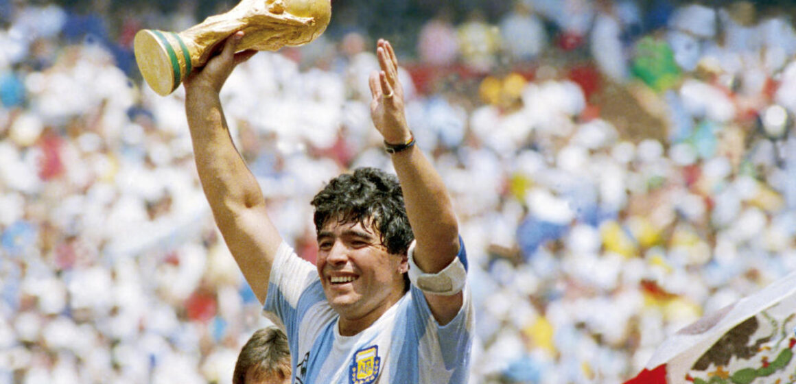 VIDEO | Diego Maradona a murit!