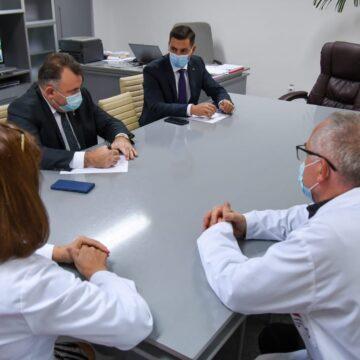 PNL: Ministrul Sănătății a analizat serviciile medicale destinate SARS-CoV 2 din Maramureș