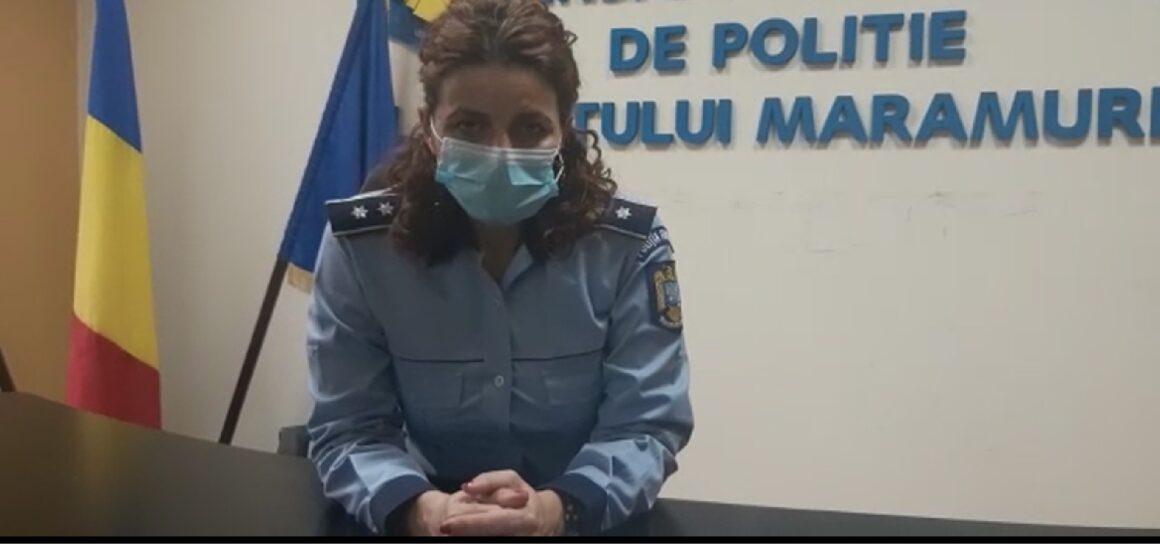 VIDEO   Acțiuni ale polițiștilor în vederea verificării măsurilor impuse în contextul stării de alertă