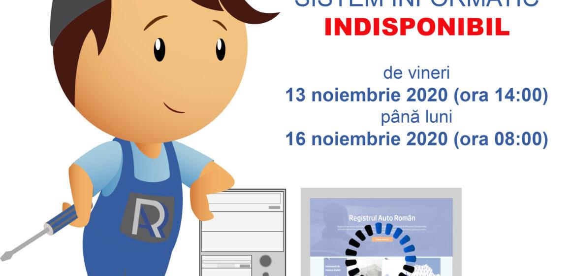 VIDEO | RAR: Se suspendă activitatea de inspecție tehnică periodică