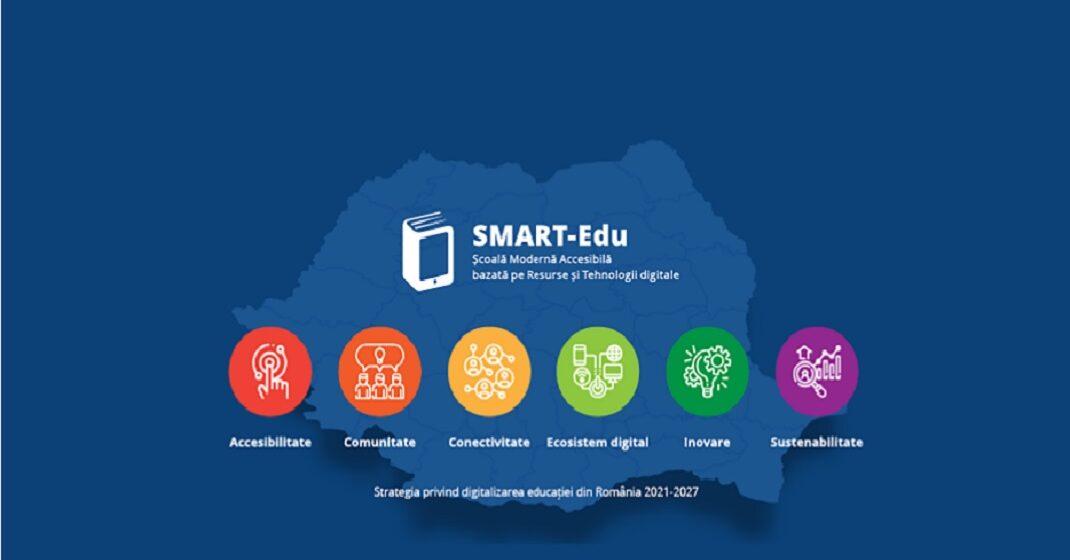 VIDEO | Ministerul Educației și Cercetării invită specialiști în grupurile de lucru care vor finaliza Strategia SMART-Edu 2021 – 2027