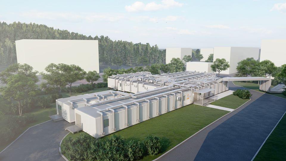 VIDEO | Județul Maramureș ar putea beneficia de un spital modular destinat pacienților infectați cu Covid-19