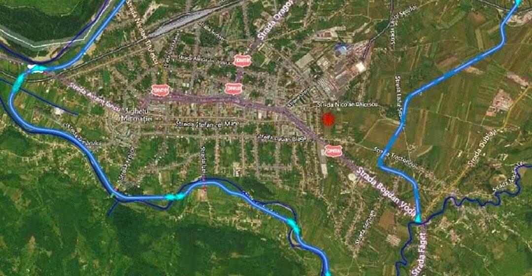 VIDEO | Proiect pentru realizarea unei variante ocolitoare a municipiului Sighetu Marmației