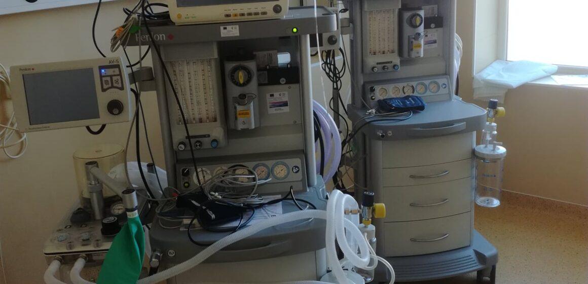 VIDEO | Noi recepții la aparatura medicală achiziționată din fonduri nerambursabile de la EU de către Spitalul Municipal Sighetu Marmației