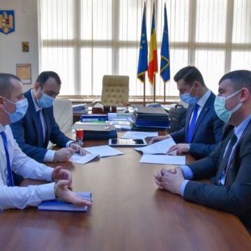 VIDEO | S-a semnat acordul de asociere între Consiliul Județean Maramureș și Primăria Sighetu Marmației în vederea realizării Variantei Ocolitoare Sighetu Marmației