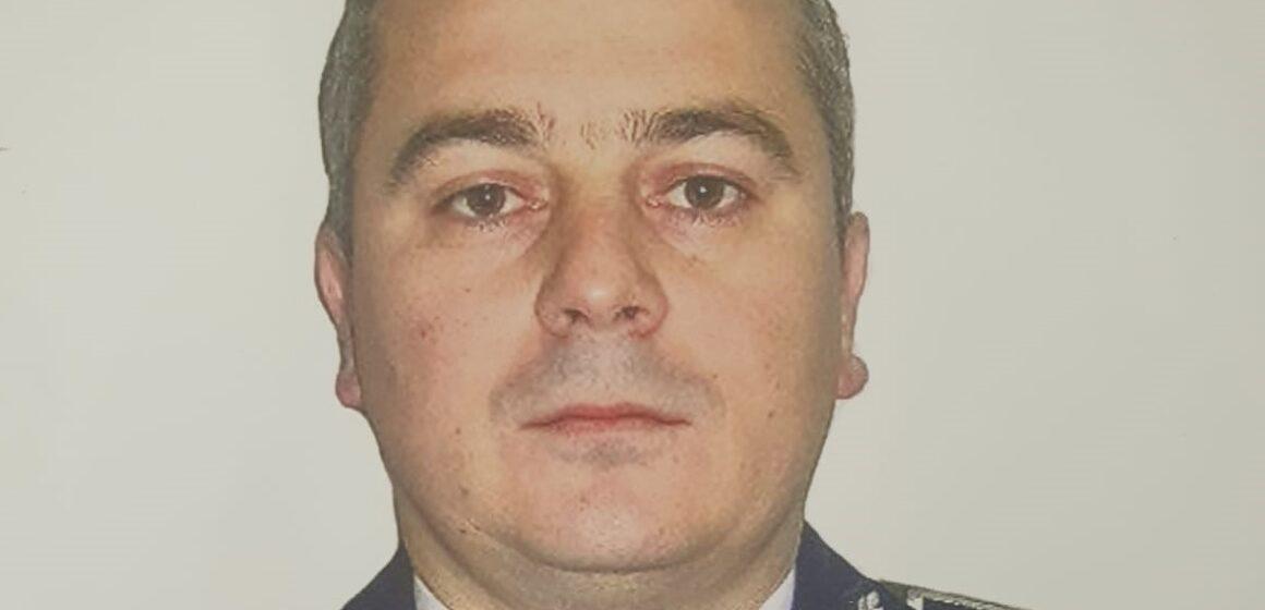 Comisar șef mort într-un accident