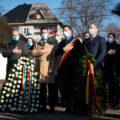 Liberalii maramureșeni au onorat Ziua Națională a României la Șișești