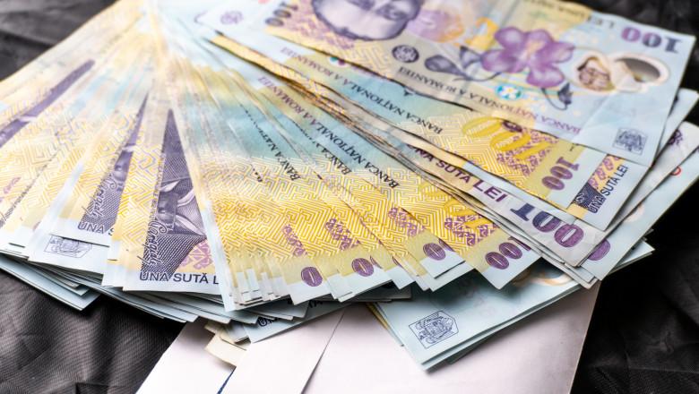 BNR: Creditele restante în lei ale populaţiei, în creştere