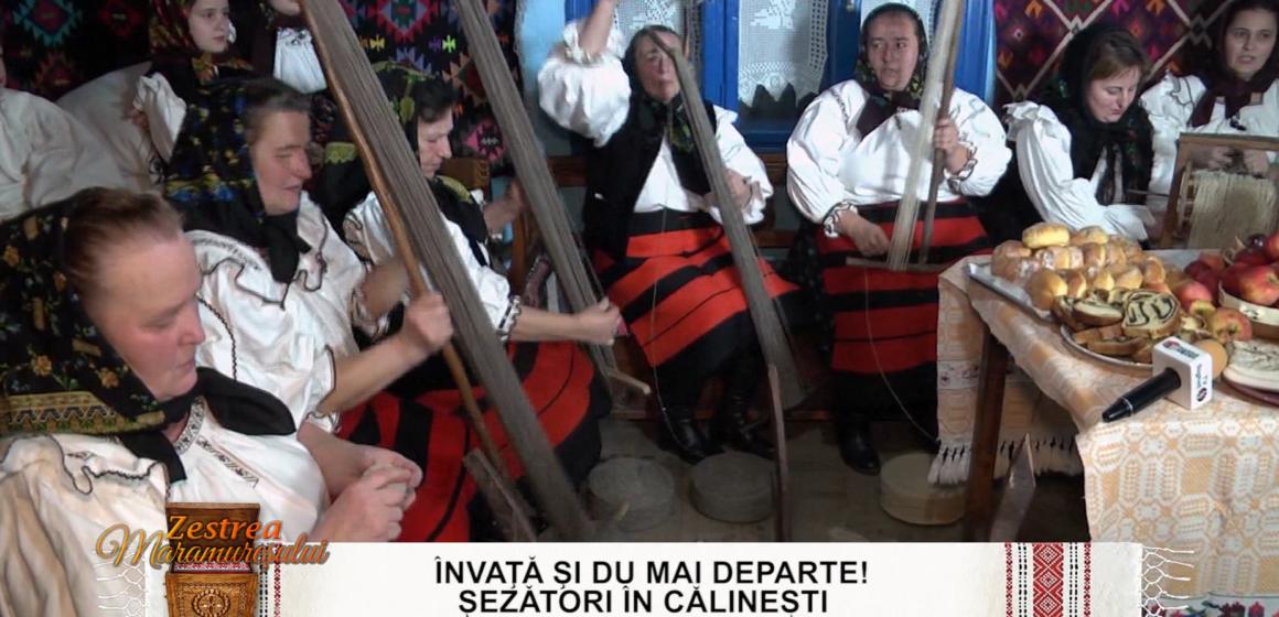 VIDEO | PROMO | Emisiunea Zestrea Maramureșului prezintă obiceiuri din șezătorile de iarnă