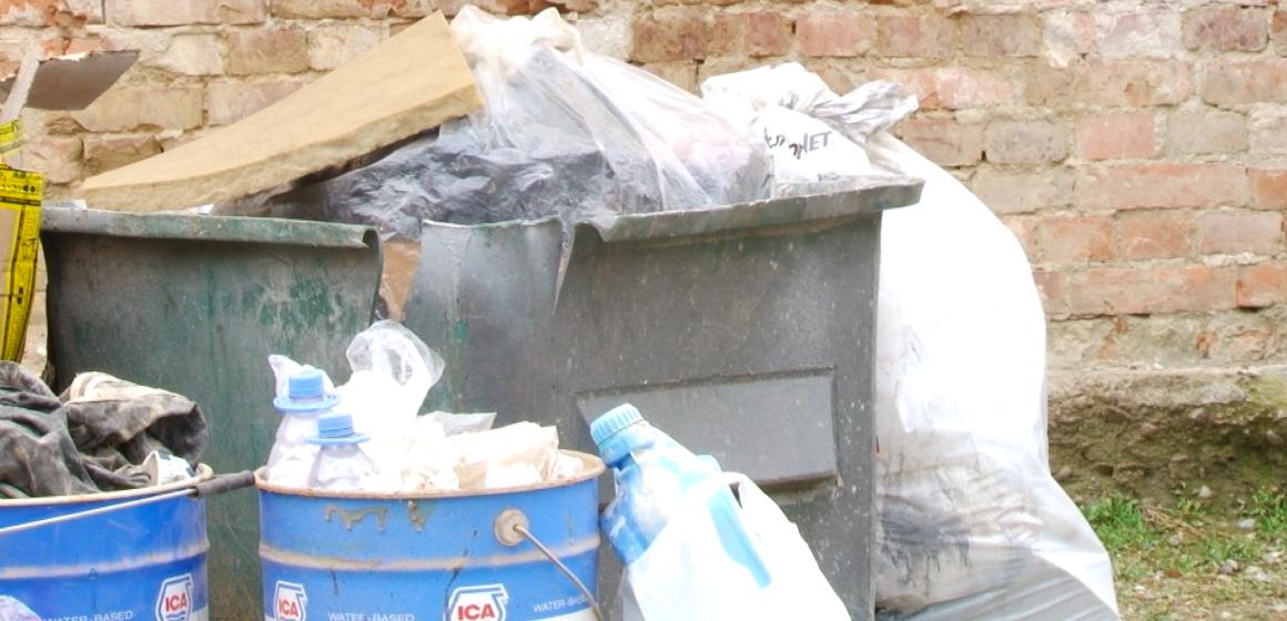 VIDEO | S-a închis groapa de gunoi din Sighetu Marmației