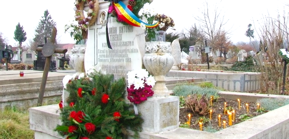 VIDEO   Ziua Victoriei Revoluţiei Române şi a Libertăţii, marcată în Sighetu Marmației