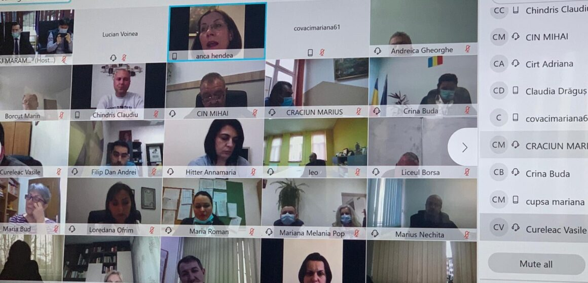 VIDEO | Discuții privind reducerea unui număr de clase la nivel liceal și profesional în unitățile de învățământ din Maramureș