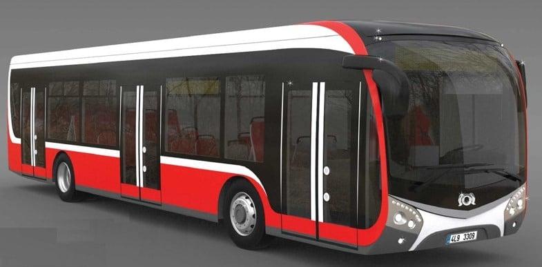 VIDEO   Sighetu Marmației va avea 7 autobuze electrice