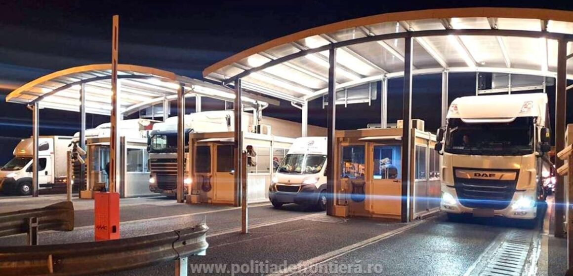 VIDEO | Trafic intens la automarfare, la frontiera cu Ungaria