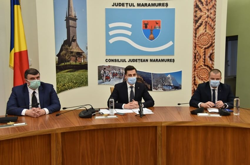 VIDEO   Audit pe tema gestionării deșeurilor din Maramureș, cerut de președintele CJ Ionel Bogdan