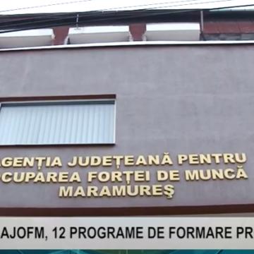 REPORTAJUL ZILEI | AJOFM, 12 PROGRAME DE FORMARE PROFESIONALĂ