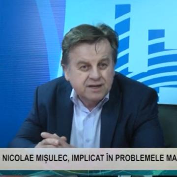 REPORTAJUL ZILEI   NICOLAE MIȘULEC, IMPLICAT ÎN PROBLEMELE MARAMUREȘENILOR