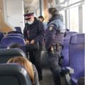 Acțiuni pe trenurile de călători pentru prevenirea răspândirii virusului SARS CoV19