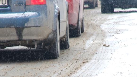 VIDEO | Sancțiuni pentru administratorii de drumuri care nu și-au îndeplinit obligația de a întreține drumul public pe timp de iarnă