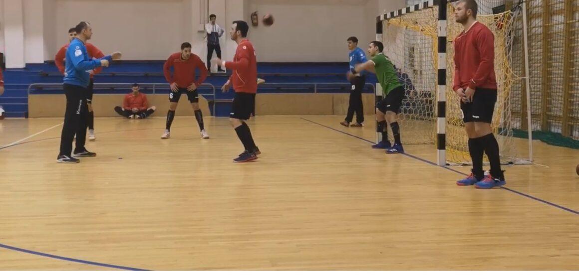 VIDEO | Academia de Handbal Minaur Baia Mare are din nou jucători convocați la naţionala de juniori