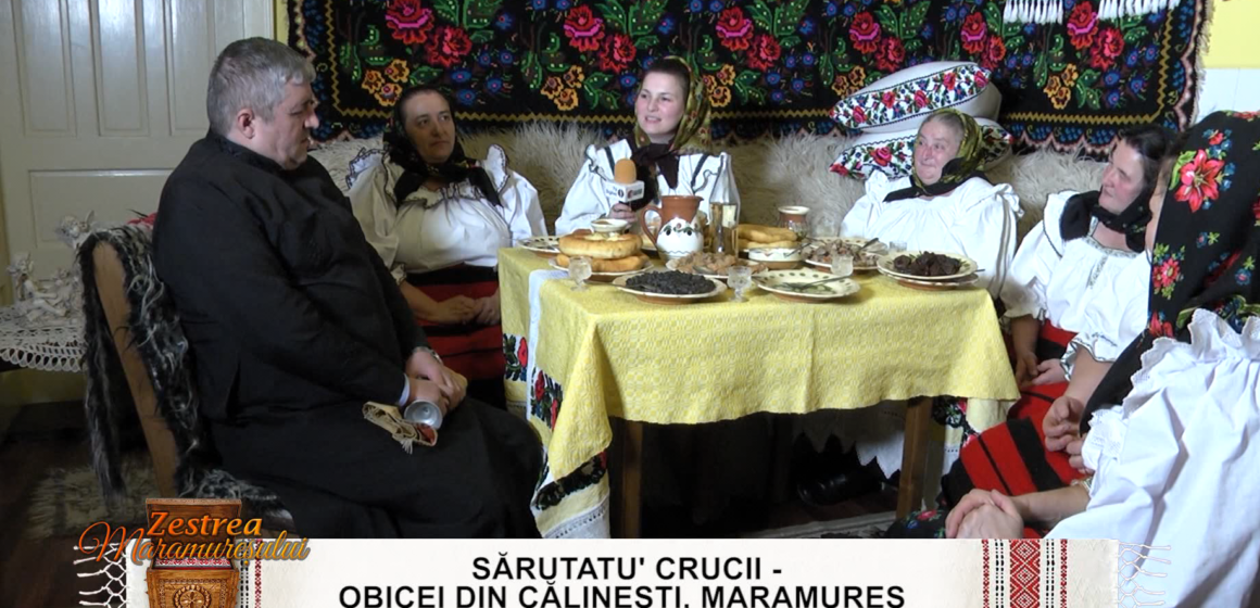 """PROMO   Emisiunea Zestrea Maramureșului prezintă obiceiul de Bobotează """"Sărutatu' Crucii"""""""