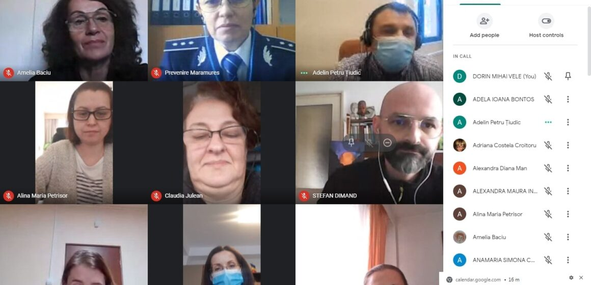 VIDEO | Întâlniri tematice cu aplicabilitate în cabinetele de asistență psihopedagogică și cabinetele de logopedie interșcolare