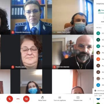 VIDEO   Întâlniri tematice cu aplicabilitate în cabinetele de asistență psihopedagogică și cabinetele de logopedie interșcolare