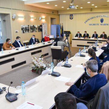 VIDEO | IONEL BOGDAN: Implementarea proiectelor de investiții în municipiul Sighetu Marmației sunt prioritare pentru dezvoltarea Maramureșului Voievodal