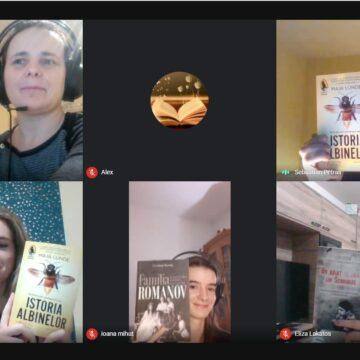 """La Biblioteca Județeană """"Petre Dulfu"""" Baia Mare s-a dat startul întâlnirilor Clubului de lectură"""
