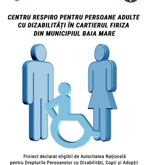 VIDEO | Proiectul privind înființarea unui centru respiro pentru persoanele cu dizabilități din Maramureș, declarat eligibil de Autoritatea Națională pentru Drepturile Persoanelor cu Dizabilități, Copii și Adopții