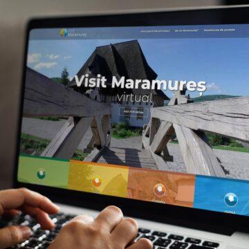 VIDEO   www.visitmaramures.ro – noul website al Consiliului Județean Maramureș dedicat promovării turismului