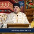 CUVÂNT DE ÎNVĂȚĂTURĂ | DESPRE PILDA TALANŢILOR