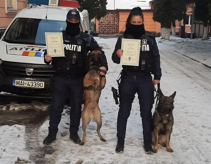 VIDEO   Polițiști maramureșeni felicitați de IGPR