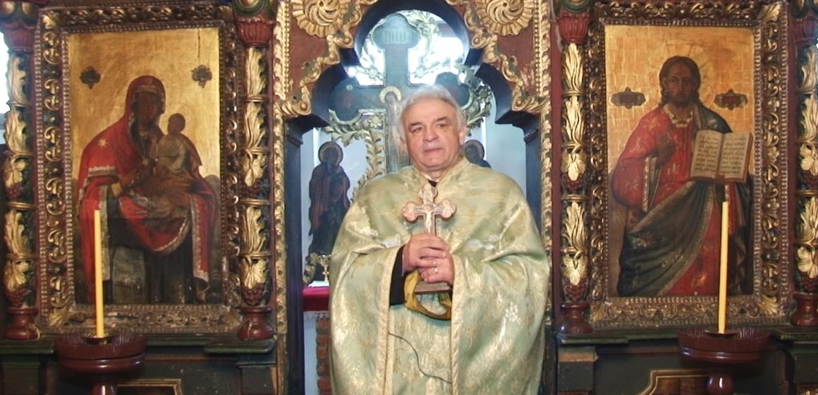 VIDEO | PROMO CUVÂNT DE ÎNVĂȚĂTURĂ | Preotul Ioan Paul Tomoiagă, la emisiunea Cuvânt de Învățătură de la TV Sighet