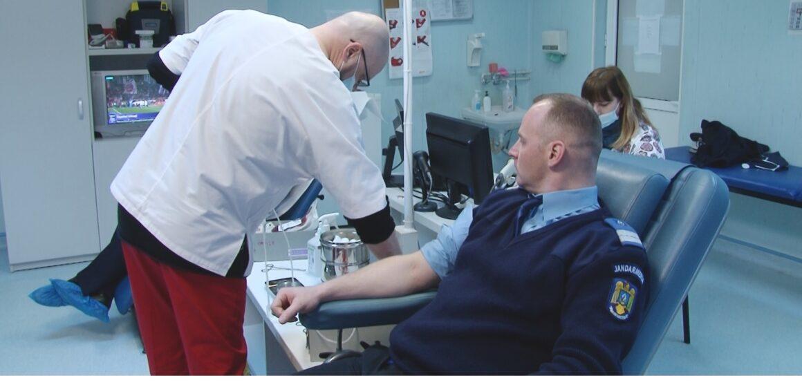 VIDEO   Donează sânge, salvează vieți!