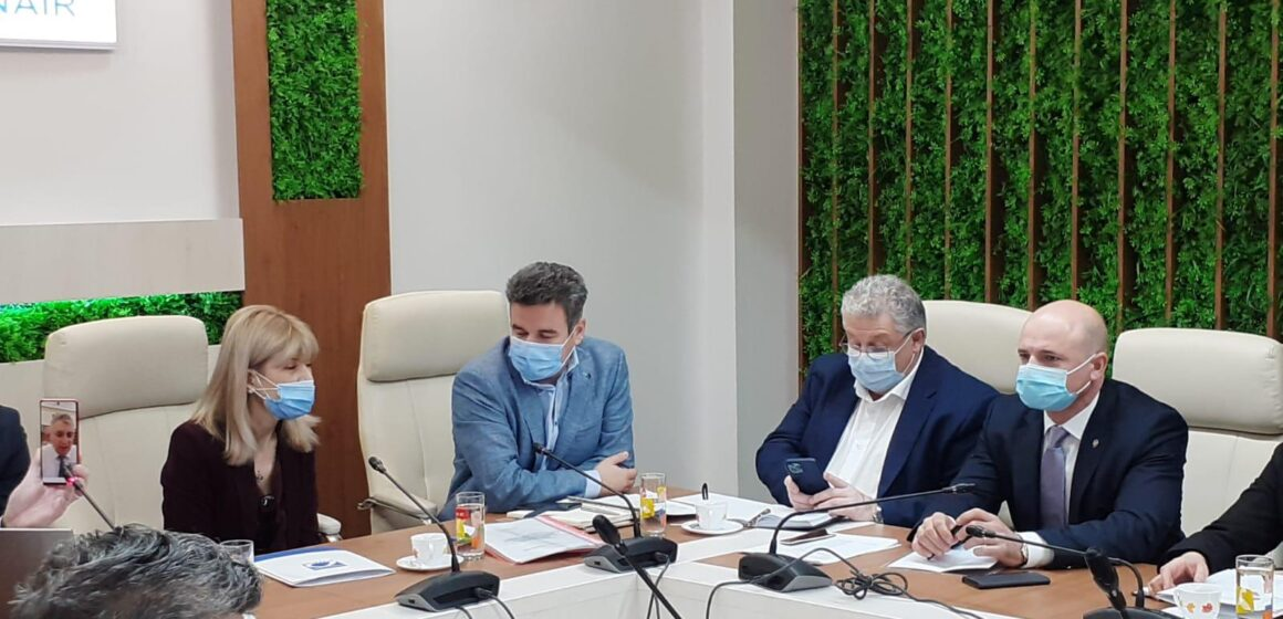 CĂLIN BOTA: Am inițiat un grup al parlamentarilor care susțin Autostrada Nordului pentru a impulsiona realizarea acestui obiectiv de infrastructură