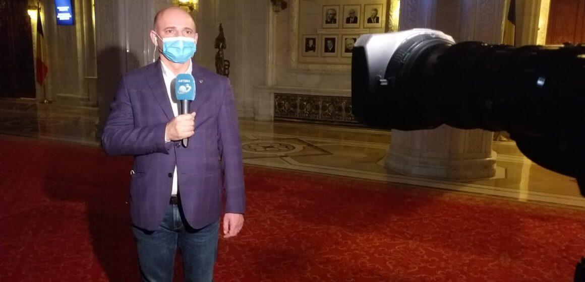 CĂLIN BOTA: Bugetul pentru 2021 vine cu bani pentru parcurile industriale din Maramureș și pentru depozitul de deșeuri