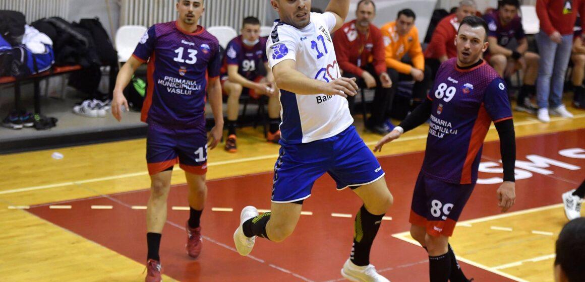 VIDEO | Minaur va juca vineri și sâmbătă cu Donbass Mariupol în optimile EHF European Cup