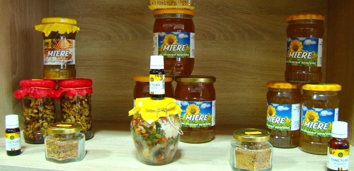 VIDEO | Produsele apicole, esenţiale pentru sănătate