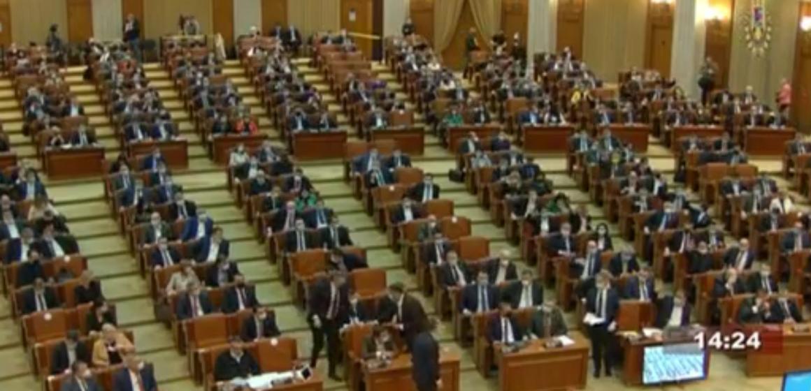 VIDEO | Pensiile speciale ale parlamentarilor au fost eliminate