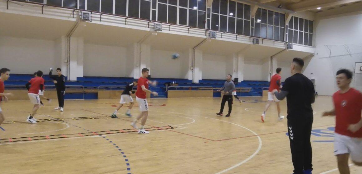 VIDEO | Juniorii III, maxim de puncte în patru meciuri