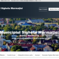 VIDEO | Primăria Sighetu Marmației are site nou
