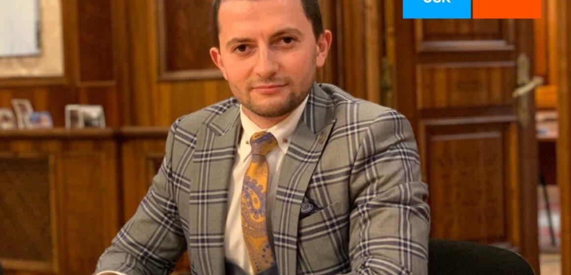 VIDEO   Biroul Național al USR a validat ocuparea funcției de prefect al județului Maramureș de către Vlad Emanuel Duruș